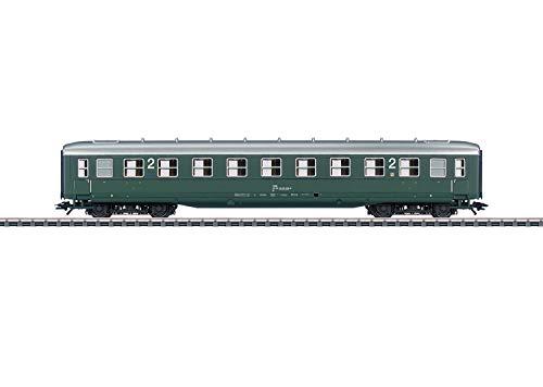 Märklin 43214 - Schürzenwagen 2. Klasse, ÖBB, Spur H0
