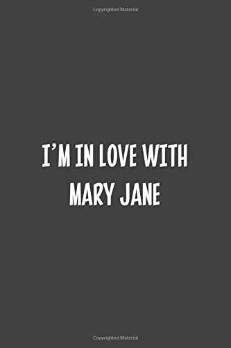 I'm In Love With Mary Jane: Blank Dot...