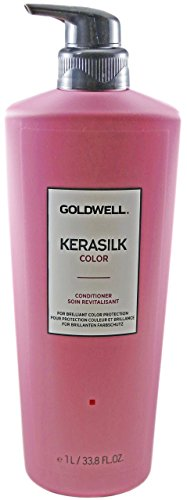 Goldwell Kerasilk Color Conditioner, 1er Pack (1 x 1 l)