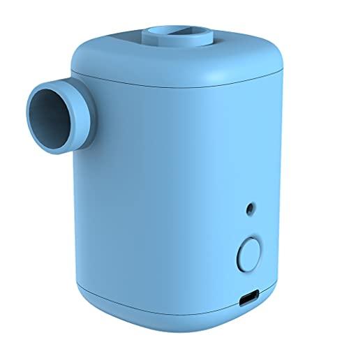 Itlovely Bomba de aire eléctrica portátil para inflables y desinflables rápidamente, alimentado...
