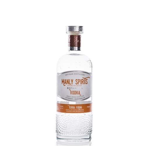 Photo of Manly Spirits Terra Firma Botanical Vodka 70cl 70cl x 6