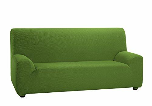 Martina Home Copridivano 2 posti 120 - 190 cm Verde, tela