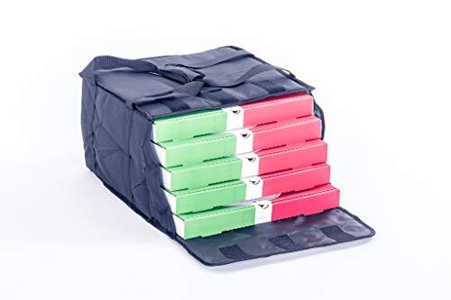 Bolsas para llevar pizzas, de 39,37x39,37x24,13 cm, bolsa t