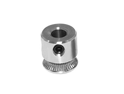 Kamrad, roestvrij staal, diameter 12 mm, voor as van 5 mm – I3D selectie – 3D-printer