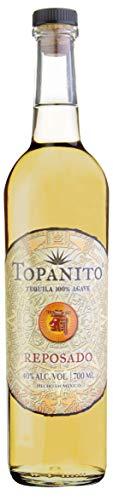 Topanito Reposado 100 Prozent Agave Tequila (1 x 0.7 l), 1301
