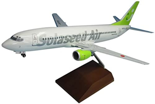 Ever Rise 1 100 Solaseed Air 737-400 JA737A (japan import)