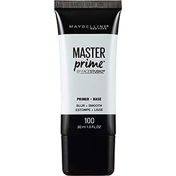 Maybelline New York Face Studio Master Prime Primer Blur + Smooth 1 Fl Oz  1 Count