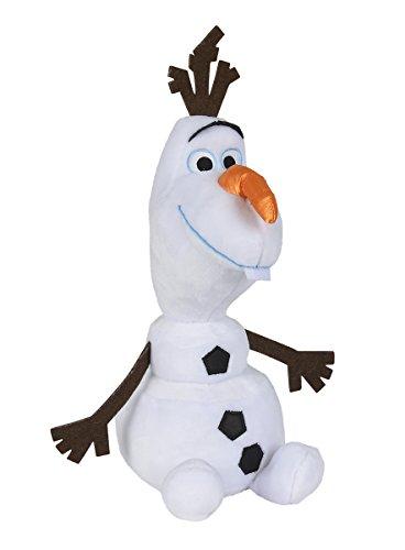 Simba 6315874751 - Disney Frozen Plüsch Schneemann Olaf 25 cm