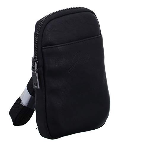 Glüxklee 6X2761 Unisex Erwachsene Handtasche mit Reißverschluss 12,00x19,00x3,00 cm (BxHxT), Größe 1