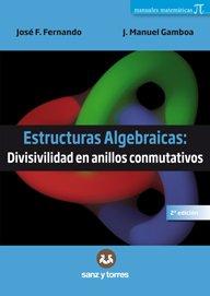 Estructuras Algebraicas: Divisibilidad En Anillos Conmutativos