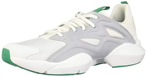 Reebok Sole Fury Adapt, Zapatillas de Running Mujer, Multicolor (Blanco/Cdgry2/Emeral 000), 43 EU