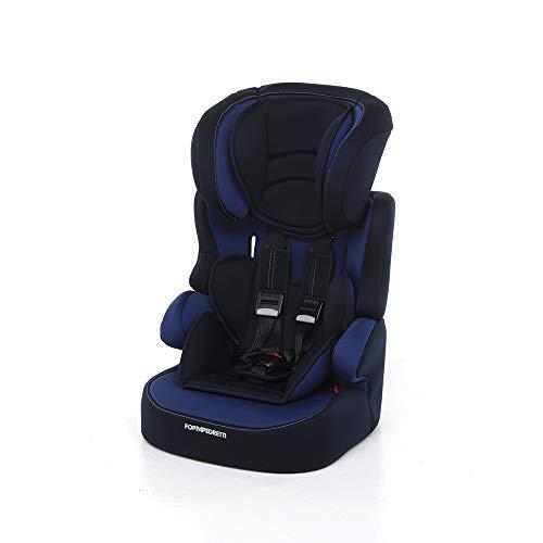 Foppapedretti Babyroad Silla de coche grupo 1/2/3, Marine, 9700327400