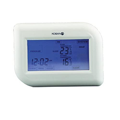 Koban 0769015 Cronotermostato Calefacción Y Aire Acondicionado - Kct15-W