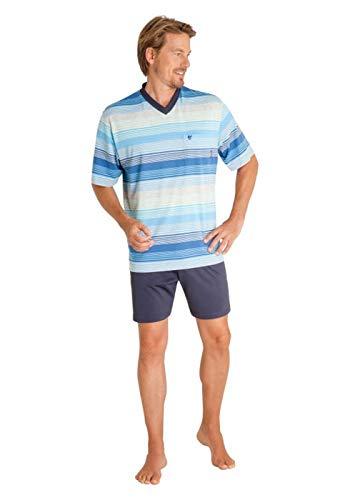 hajo Polo & Sportswear Herren Schlafanzug Klima-Komfort