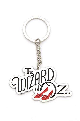 Chaveiro com logotipo do Mágico de Oz, oficialmente licenciado