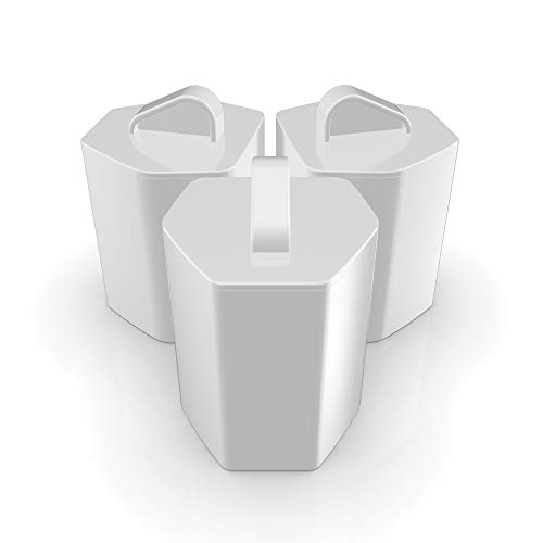 Imetec Zerocalc KF1 100 Kit 3 filters voor het ontkalken van strijkijzer Imetec Zerocalc Pro Ceramic Ps2 2400, Ps2 2000, Ps2 2200