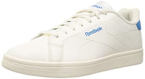 Reebok Royal Complete CLN2, Zapatillas de Tenis Unisex Adulto, Chalk/RADAQU/Chalk, 40 EU