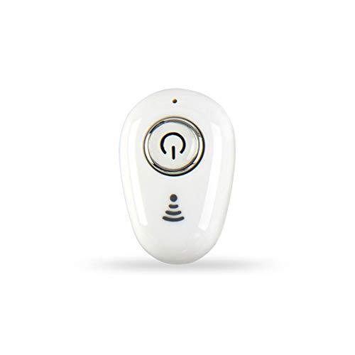 Wdonddonej Auriculares Bluetooth Mini Auricular de Bluetooth inalámbrico en la Oreja los Auriculares Auriculares Ocultos Manos Libres con el Mic for Todo teléfonos Inteligentes Auriculares en el oído