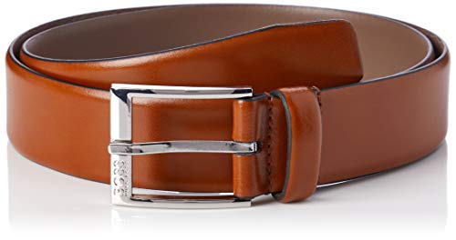 BOSS Herren Elloy-Pc_Sz35 Gürtel, Medium Brown211, 95