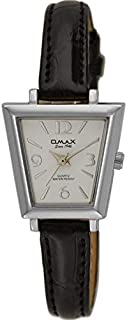 Watch for Women by OMAX, Leather, Analog, OMKC6132PB53