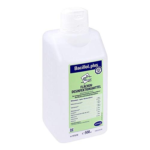 Bacillol Plus Lösung 500 ml