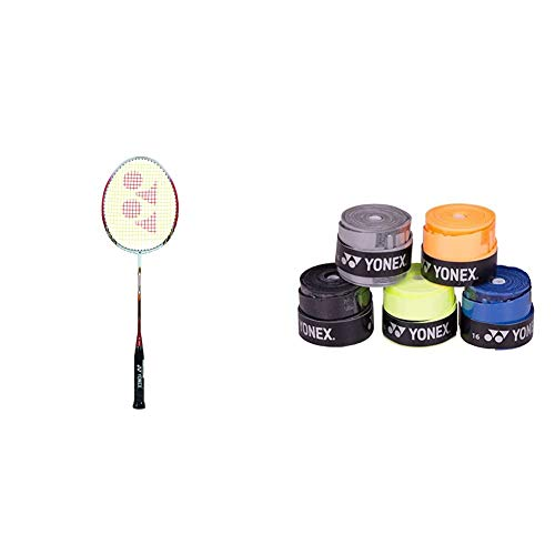 Yonex Carbonex 8000 Plus Graphite Badminton Racquet with free...