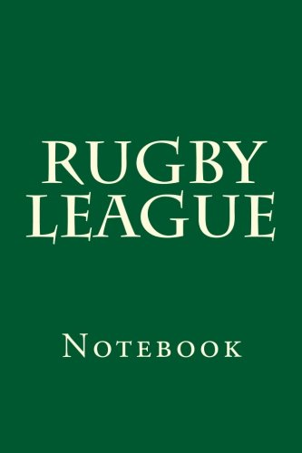 Rugby League: Notebook