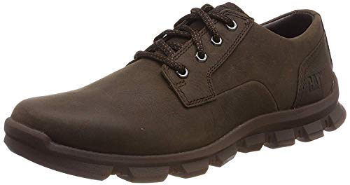 Cat Footwear Intent, Scarpe Stringate Derby Uomo, Marrone (Coffee Bean 0), 43 EU