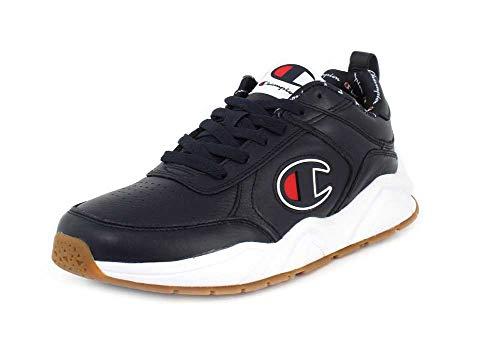 Champion Mens 93Eighteen Big C Navy Sneaker - 10.5