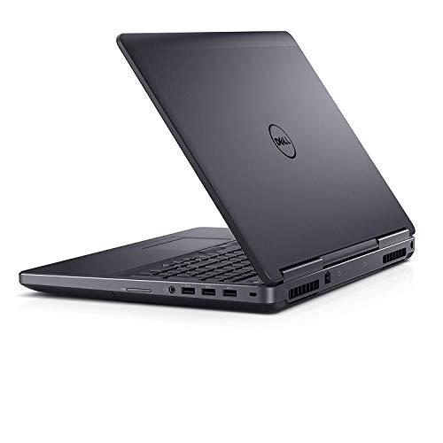 Dell Precision 7510 | Workstation | 15,6 Zoll (1920x1080) | Intel Core i7-6820HQ @ 2,7 GHz | 16GB DDR4 RAM | 512GB SSD | Nvidia Quadro M1000M | Windows 10 Pro (Generalüberholt)