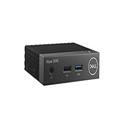 DELL 4TP5V Wyse 3040 - Thin client - DTS - 1 x Atom x5 Z8350 / 1.44 GHz - RAM 2 GB - flash - eMMC 8 GB - HD Graphics 400