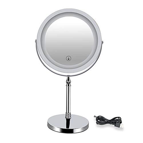 Espejo Con Luz Maquillaje marca NUDITO