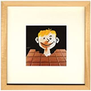 伸和(SHINWA) アートフレーム/人物 Chocolat サイズ/幅22×奥行き2×高さ22(cm) ZRS-51875