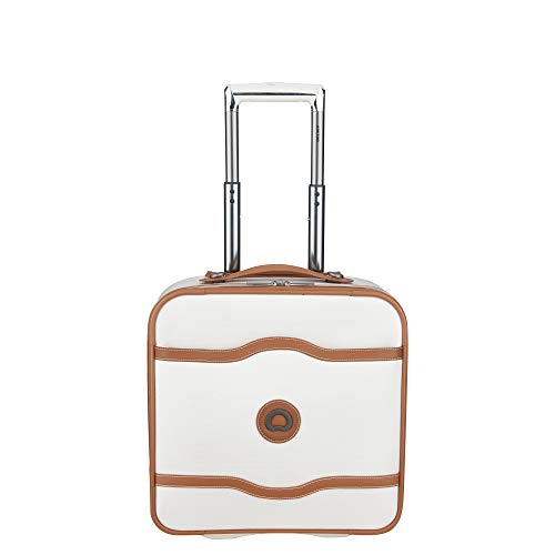 DELSEY Paris Chatelet Soft Air 2-Wheel Under-Seater, Champagne