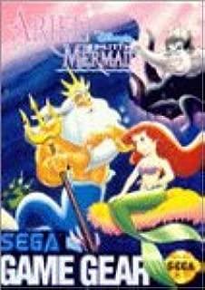 Ariel: The Little Mermaid - Sega Game Gear