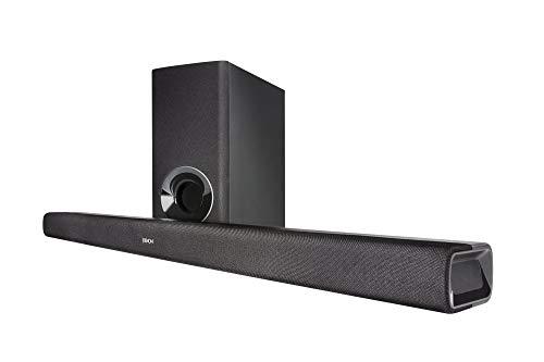デノンDenonDHT-S316サウンドバーARC/Bluetooth対応/ワイヤレスサブウーファーブラックDHT-S316K