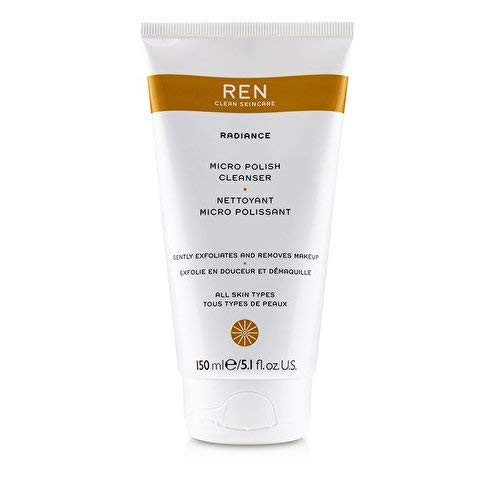 Exfoliante facial natural REN
