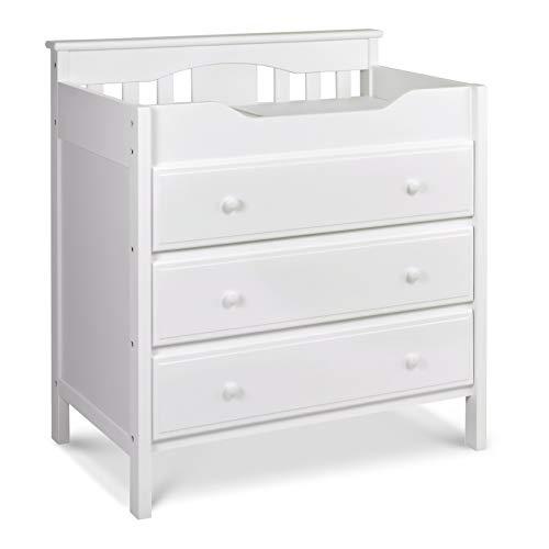 DaVinci Jayden 3-Drawer Changer Dresser in White