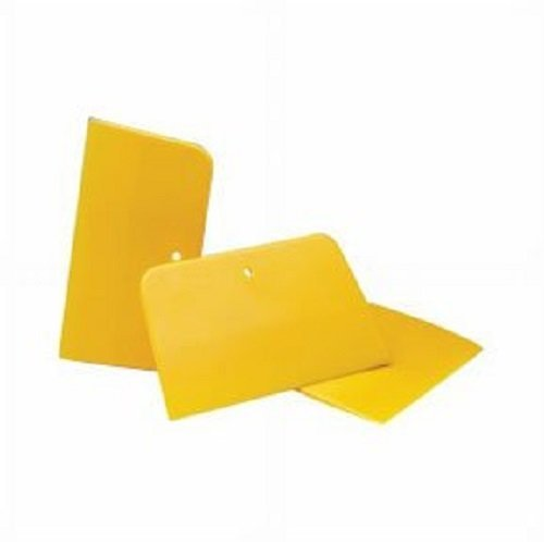 3M Bondo 05842 Single Spreader 4 Inch, 3 Pack