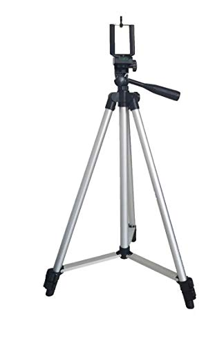 Tripe Camera E Celular 150 Cm Nivel Bolsa E Suporte Brinde
