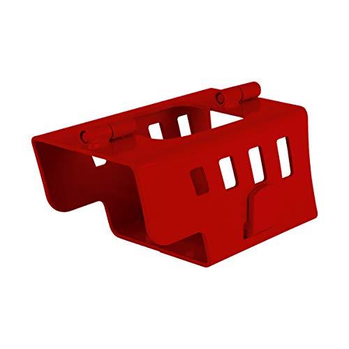 professionnel comparateur Carpoint0410251 Verrou de barre de traction pliable avec cadenas choix