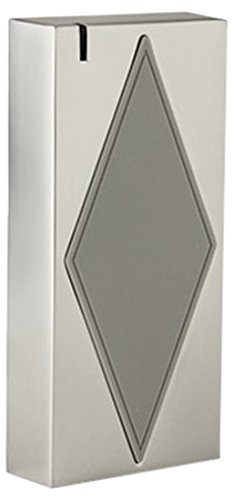 Secukey s5-bt EM Türöffner Standalone Karte und pins5-btid, RFID, Bluetooth und App, IP66, Silber