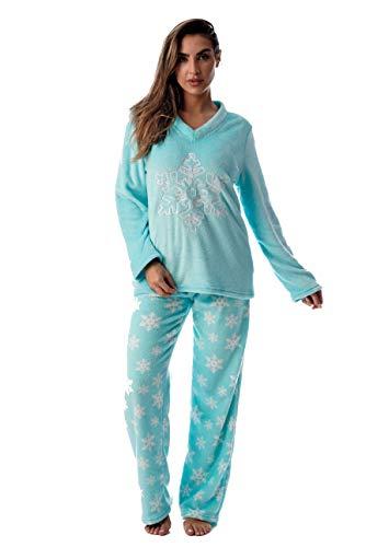 Just Love Plush Pajama Sets for Women 6742-10309-3X