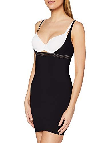 Triumph Infinite Sensation WYOB Bodydress Sottoveste Modellante, Nero (Black 0004), 42 (Taglia Produttore: Small) Donna