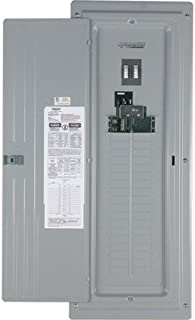 Reliance Generator-Ready 200 Amp Panel - Dual Analog Wattmeters, For Generators up to 60 Amps/15,000 Watts
