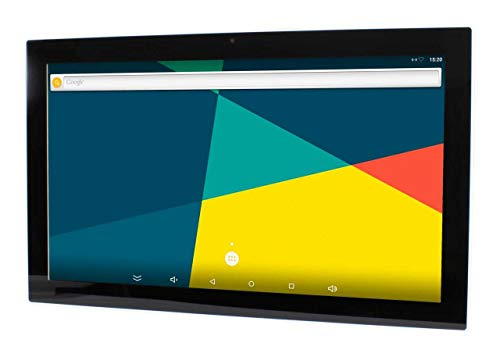 AllNet Display Tablet 21 Zoll PoE mit 2GB/16GB, A64 Android 6.0, WLAN, RJ45, USB, Wandmontage etc.