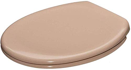 Ldwxxx Asiento de Inodoro O Tipo de Asiento de Inodoro Cubierta con Amortiguación de urea-formaldehído Resina Tapa del Inodoro, Brown