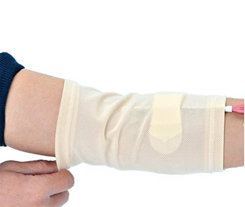 PICC - Funda protectora de manga de lactancia para niños adultos, suave, cómoda, Peso:...