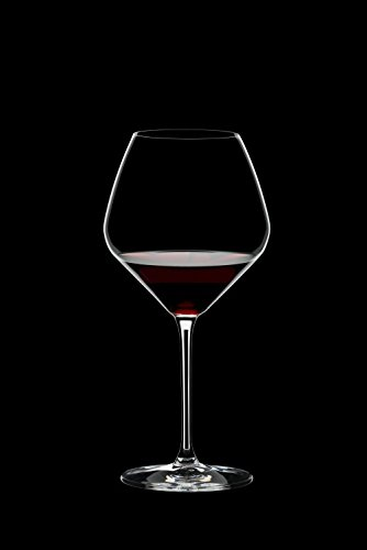Riedel Heart Wine Glass, 27-1/8-ounce, Clear