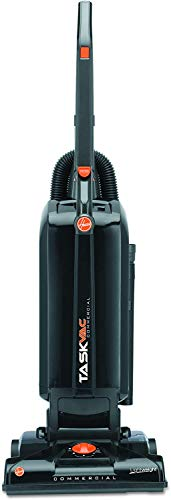 Hoover Commercial CH53005 TaskVac Hard-Bagged Lightweight Upright Vacuum, 13-Inch (Pack of 1)